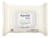 Aveeno Baby Wipes 25 Count Sensitive (4 Pieces) (37762)<br><br><br>Case Pack Info: 1 Unit