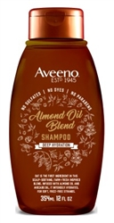 Aveeno Shampoo Almond Oil Blend 12oz (37784)<br><br><br>Case Pack Info: 4 Units