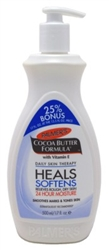 Palmers Cocoa Butter Lotion With Vitamin-E 17oz Bonus (38403)<br><br><br>Case Pack Info: 12 Units