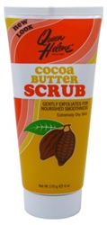 "Queen Helene Tube Cocoa Butter Facial Scrub 6oz (41230)<br><br><span style=""color:#FF0101""><b>Buy 12 or More = $2.85</b></span style><br>Case Pack Info: 6 Units"