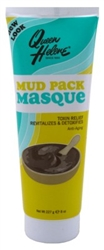 "Queen Helene Tube Mud Pack Masque 8oz Bonus (41490)<br><br><span style=""color:#FF0101""><b>Buy 12 or More = $2.38</b></span style><br>Case Pack Info: 6 Units"