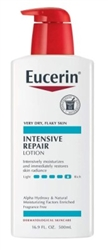 Eucerin Lotion Intensive Repair 16.9oz Pump (42749)<br><br><br>Case Pack Info: 12 Units