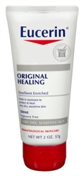 Eucerin Creme Original Healing 2oz Tube (Fragrance-Free) (42759)<br><br><br>Case Pack Info: 24 Units