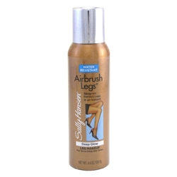 "Sally Hansen Airbrush Legs Deep Glow 4.4oz (43917)<br><br><span style=""color:#FF0101""><b>Buy 12 or More = $9.70</b></span style><br>Case Pack Info: 48 Units"