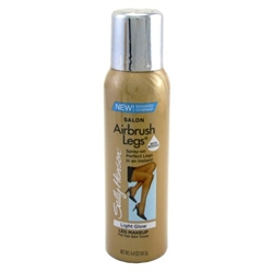 "Sally Hansen Airbrush Legs Light Glow 4.4oz (43918)<br><br><span style=""color:#FF0101""><b>Buy 12 or More = $9.70</b></span style><br>Case Pack Info: 48 Units"