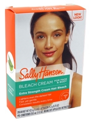 "Sally Hansen Creme Hair Bleach Extra Strength For Face & Body (43950)<br><br><span style=""color:#FF0101""><b>Buy 12 or More = $4.57</b></span style><br>Case Pack Info: 48 Units"
