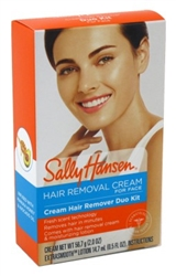 "Sally Hansen Creme Hair Remover Duo Kit For Face (44040)<br><br><span style=""color:#FF0101""><b>Buy 12 or More = $3.71</b></span style><br>Case Pack Info: 48 Units"