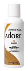 "Adore Semi-Permanent Haircolor #030 Ginger 4oz (45487)<br><br><span style=""color:#FF0101""><b>Buy 6 or More = $2.95</b></span style><br>Case Pack Info: 12 Units"