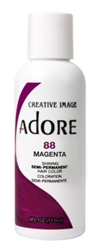 "Adore Semi-Permanent Haircolor #088 Magenta 4oz (45508)<br><br><span style=""color:#FF0101""><b>Buy 6 or More = $2.95</b></span style><br>Case Pack Info: 12 Units"