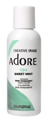 "Adore Semi-Permanent Haircolor #194 Sweet Mint 4oz (45538)<br><br><span style=""color:#FF0101""><b>Buy 6 or More = $2.95</b></span style><br>Case Pack Info: 12 Units"