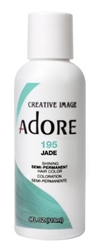 "Adore Semi-Permanent Haircolor #195 Jade 4oz (45539)<br><br><span style=""color:#FF0101""><b>Buy 6 or More = $2.95</b></span style><br>Case Pack Info: 12 Units"
