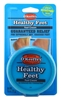 O' Keeffes Healthy Feet 3.2oz Jar (6 Pieces) Display (46226)<br><br><br>Case Pack Info: 1 Unit