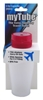 Sprayco Travel My Tube 3oz Squeezy (6 Pieces) (47603)<br><br><br>Case Pack Info: 4 Units