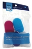 Sprayco Travel Toothbrush Covers 4 Count (12 Pieces) (47604)<br><br><br>Case Pack Info: 4 Units