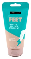 Freeman Bare Foot Cracked Heel Repairing Treatment 3.4oz (48485)<br><br><br>Case Pack Info: 6 Units