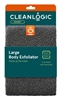 "Clean Logic Mens Exfoliating Body Scrubber (50216)<br><br><span style=""color:#FF0101""><b>12 or More=Unit Price $2.49</b></span style><br>Case Pack Info: 48 Units"
