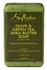 Shea Moisture Soap 8oz Bar Olive & Green Tea Shea Butter (50393)<br><br><br>Case Pack Info: 24 Units