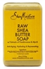 Shea Moisture Soap 8oz Bar Raw Shea Butter (50442)<br><br><br>Case Pack Info: 24 Units