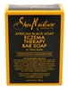 Shea Moisture Soap 5oz Bar African Black (Eczema Therapy) (50444)<br><br><br>Case Pack Info: 24 Units