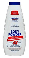 Ammens Powder Original 11oz (51424)<br><br><br>Case Pack Info: 12 Units
