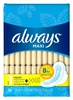 Always Pads Size 1 Maxi 36 Count Regular (51510)<br><br><br>Case Pack Info: 6 Units