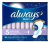 Always Pads Size 5 Maxi 20 Count Xtra Heavy Overngt (51513)<br><br><br>Case Pack Info: 6 Units