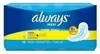 Always Pads Size 1 Maxi 10 Count Regular (51531)<br><br><br>Case Pack Info: 12 Units