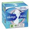 Always Pads Size 2 Infinity W/Flex Foam 14 Ct Heavy Flow (52661)<br><br><br>Case Pack Info: 12 Units