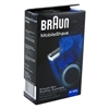 "Braun Shaver #M-60B Mobile (54124)<br><span style=""color:#FF0101"">(ON SPECIAL 8% OFF)</span style><br><span style=""color:#FF0101""><b>Buy 3 or More = Special Price $14.01</b></span style><br>Case Pack Info: 10 Units"