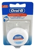 Oral-B 54 Yards Floss Essential Waxed (6 Pieces) (54238)<br><br><br>Case Pack Info: 4 Units