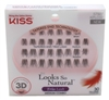 "Kiss Ever-Ez Trio Lashes Medium Combo (59939)<br><br><span style=""color:#FF0101""><b>12 or More=Unit Price $3.49</b></span style><br>Case Pack Info: 36 Units"