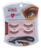 "Kiss Ever Ez 02 Lashes Double Pack (59982)<br><br><span style=""color:#FF0101""><b>12 or More=Unit Price $4.00</b></span style><br>Case Pack Info: 36 Units"