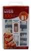 "Kiss 100 Full Cover Nails Short Square (Short Length) (60068)<br><br><span style=""color:#FF0101""><b>Buy 12 or More = $3.80</b></span style><br>Case Pack Info: 36 Units"
