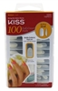 "Kiss 100 Full Cover Nails Active Oval (Medium Length) (60069)<br><br><span style=""color:#FF0101""><b>12 or More=Unit Price $3.89</b></span style><br>Case Pack Info: 36 Units"