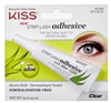 "Kiss Strip Lash Adhesive With Aloe (Clear) (60432)<br><br><span style=""color:#FF0101""><b>12 or More=Unit Price $1.91</b></span style><br>Case Pack Info: 36 Units"