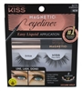 "Kiss Magnetic Eyeliner & Eyelash Entice (60571)<br><br><span style=""color:#FF0101""><b>12 or More=Unit Price $9.70</b></span style><br>Case Pack Info: 36 Units"