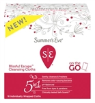 Summers Eve Cleansing Cloths 16 Count Blissful Escape (80161)<br><br><br>Case Pack Info: 12 Units