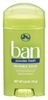 Ban Deodorant 2.6oz Invisible Solid Powder Fresh (97975)<br><br><br>Case Pack Info: 12 Units