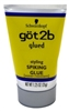 Got 2B Glued Spiking Glue 1.25oz (12 Pieces) (98014)<br><br><br>Case Pack Info: 2 Units