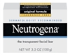 Neutrogena Bar Soap Fragrance Free 3.5oz Boxed (98156)<br><br><br>Case Pack Info: 24 Units
