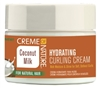 Creme Of Nature Coconut Milk Hydrating Curling Cream 11.5oz (98287)<br><br><br>Case Pack Info: 6 Units