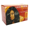 Creme Of Nature Argan Oil Advanced Straightening (Super) (98336)<br><br><br>Case Pack Info: 12 Units