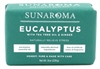 Sunaroma Soap Bar Eucalyptus With Tea Tree + Ginger 8oz (99251)<br><br><br>Case Pack Info: 36 Units