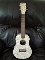 Retro Butterscotch Laminate Concert Ukulele