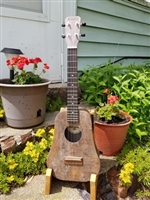 Fired Steel Laminate Tenor Ukulele