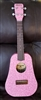 Retro Taffy Thinline Concert Ukulele