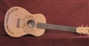 Baritone all wood ukulele