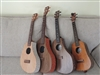 Soprano wood/laminate ukulele