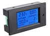 Blue display LED Voltmeter