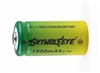 16340 Ultrafire 3.7V Flashlight rechargeable